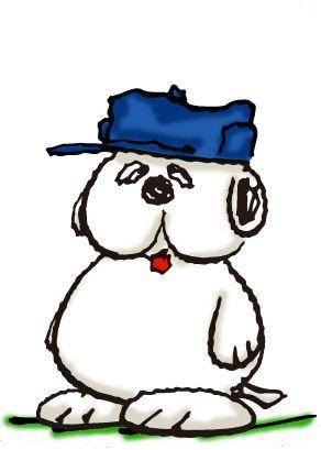 オラフ(Olaf)~ふっくらボディで眠たい目をしたスヌーピーの弟~【キャラクター図鑑】