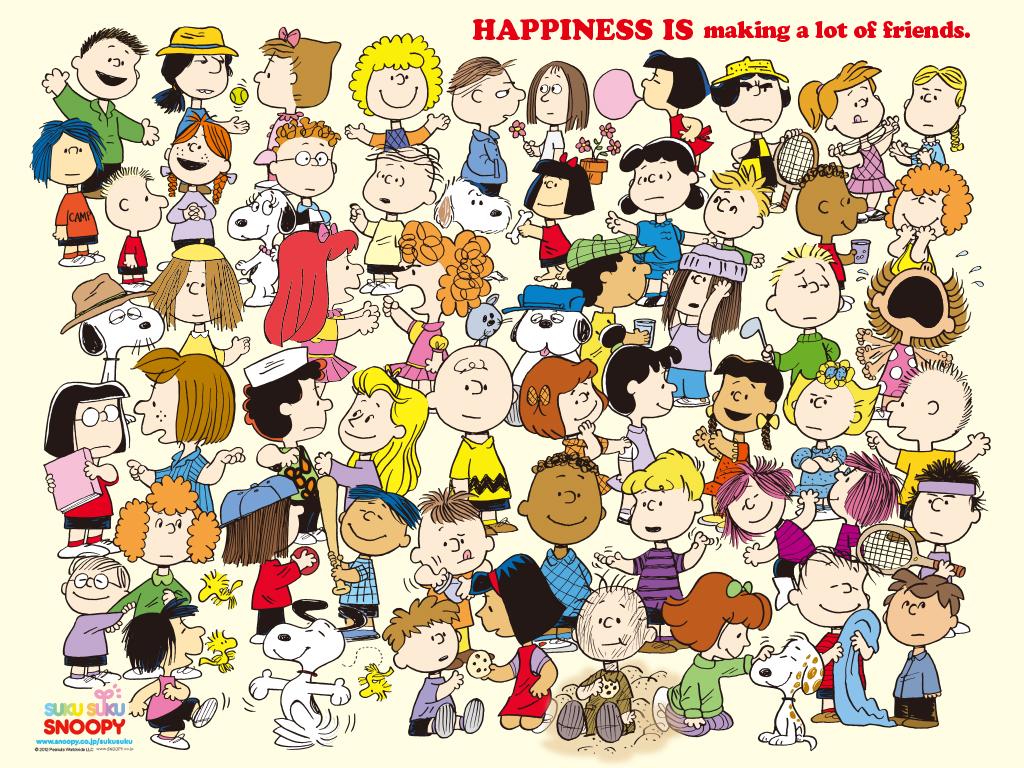 4コマ漫画「ピーナッツ(peanuts)」 Â�ヌーピー大好き女子が集めたスヌーピー最新情報お届けするよ!