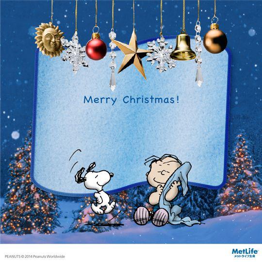 クリスマス&お正月メッセージカード3