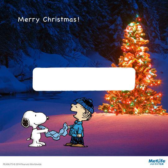 クリスマス&お正月メッセージカード5