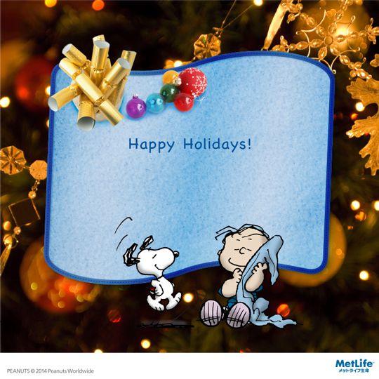 クリスマス&お正月メッセージカード6