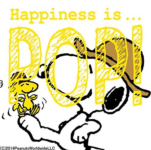 スヌーピーが「Happiness is …POP!」のジャケットになってるよ~♪通勤時間とかに聴いたらテンション上がるよ!