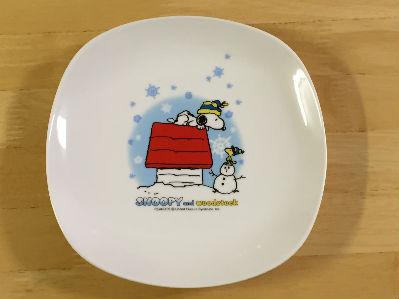 スヌーピーケンタッキープレート皿1