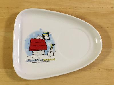 スヌーピーケンタッキープレート皿3