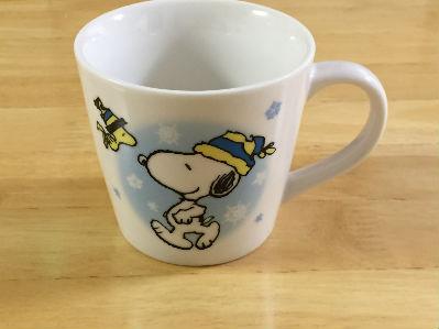 スヌーピーケンタッキーマグカップ1