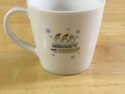 スヌーピーケンタッキーマグカップ2