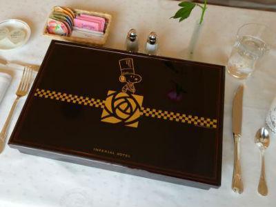 帝国ホテル東京グランドシェフスヌーピー3-1