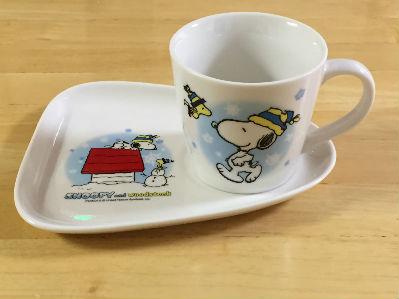 スヌーピーケンタッキープレート皿マグカップ1