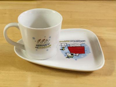 スヌーピーケンタッキープレート皿マグカップ2
