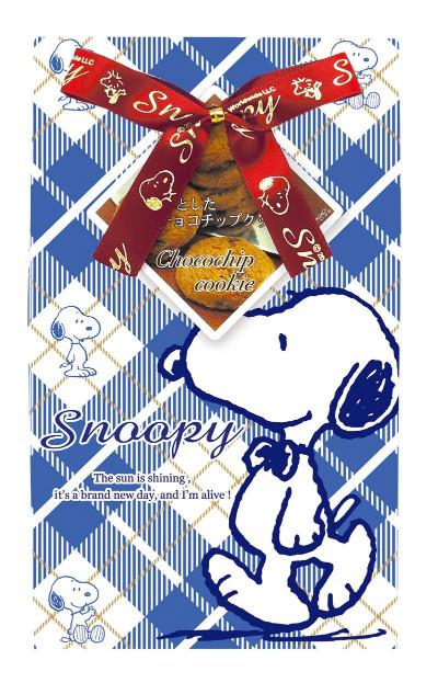 スヌーピーホワイトデーギフトパッククッキー80g1-1