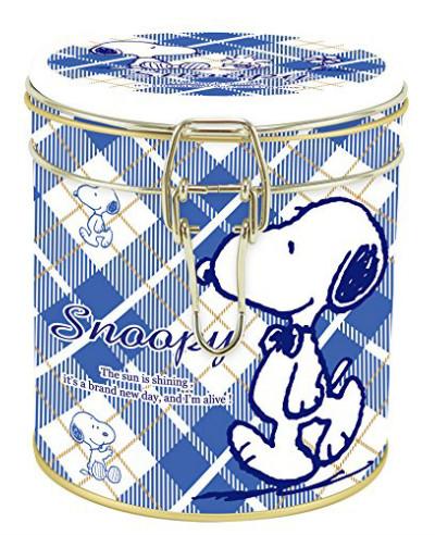 スヌーピーホワイトデーギフト缶4個1-1