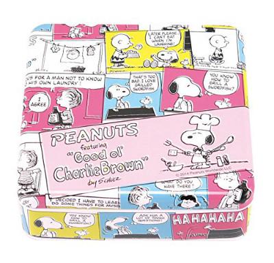 スヌーピーホワイトデースイーツギフト缶(9個)1-1