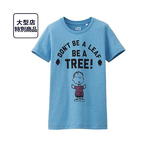 スヌーピーユニクロTシャツ6