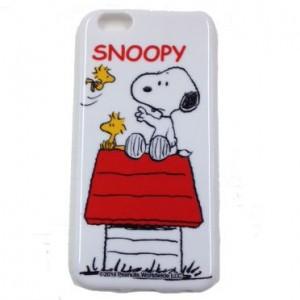 スヌーピーiPhoneケース犬小屋1