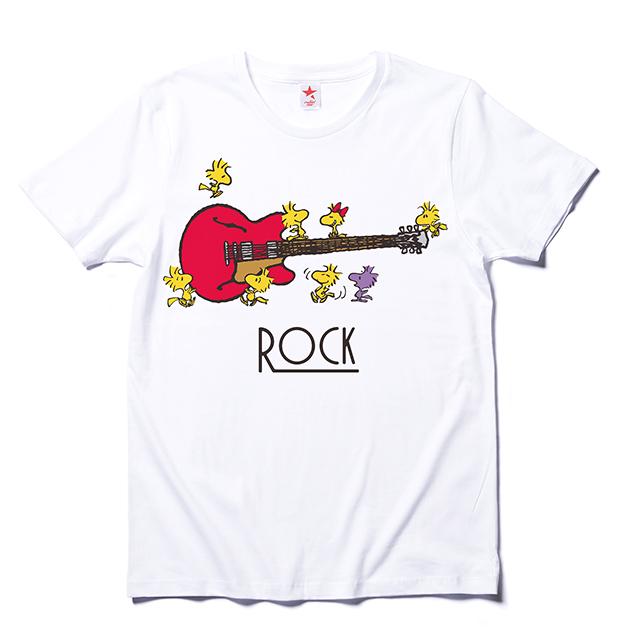 スヌーピーロキノンTシャツ3