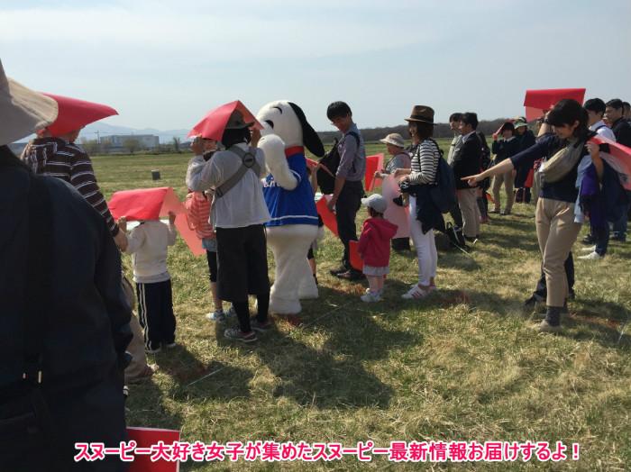 スヌーピーJ号メットライフ生命北海道小樽市銭函59-1