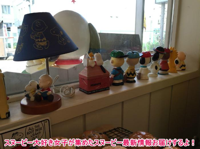 スヌーピーのパン屋ピーナッツベーカリー10-1