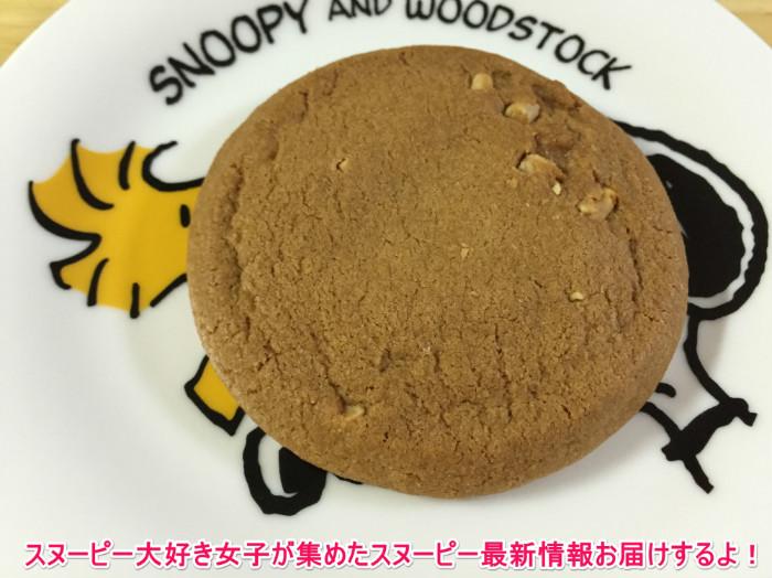 スヌーピーベルブルボンキャラメルナッツクッキー5-1