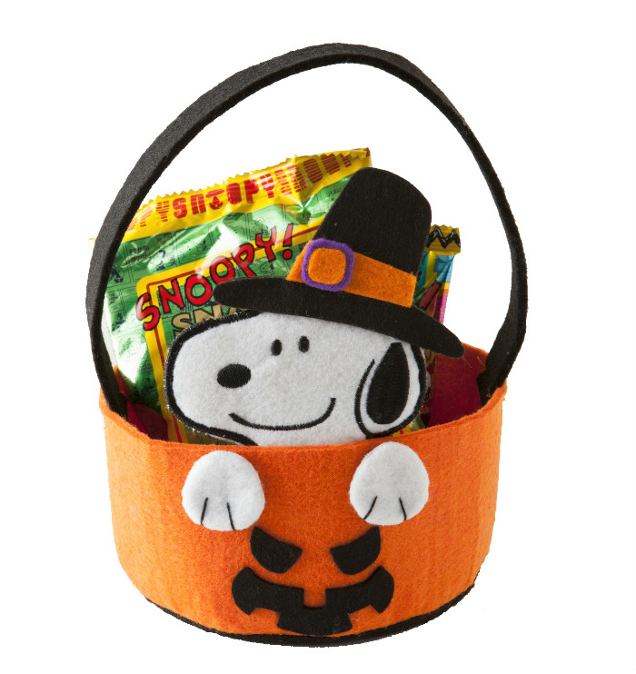 スヌーピーハロウィン2015ソニプラコラボかぼちゃパンプキン3