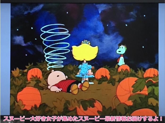 スヌーピーとかぼちゃ大王ハロウィンパンプキンDVDブルーレイ14
