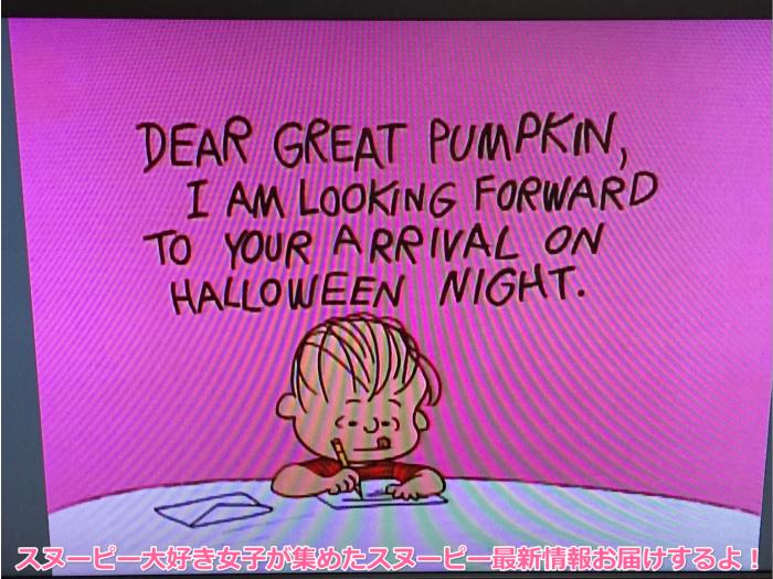 スヌーピーとかぼちゃ大王ハロウィンパンプキンDVDブルーレイ2