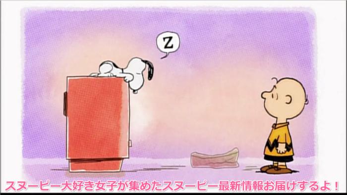 スヌーピードロップスコラボイベントピーナッツショートアニメ18