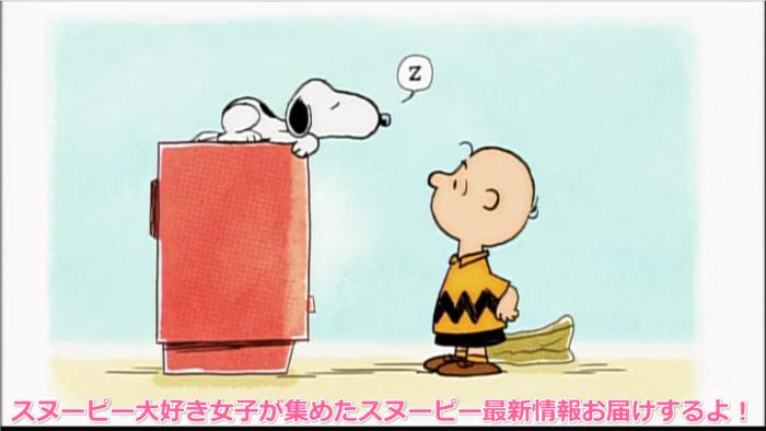 スヌーピードロップスコラボイベントピーナッツショートアニメ19