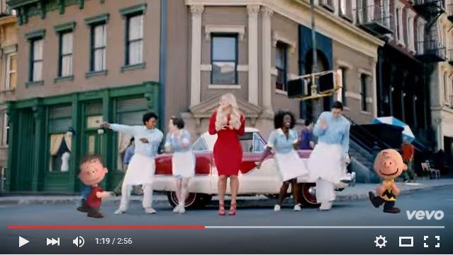 スヌーピー映画「I LOVE スヌーピー」テーマ曲Meghan TrainorBetter When I'm Dancin'3