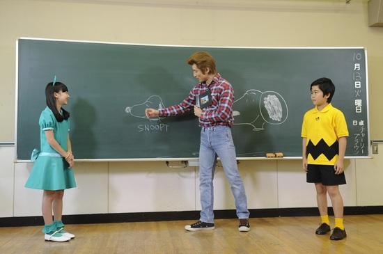 スヌーピー映画I LOVE スヌーピー公開アフレコ芦田愛菜鈴木福なだぎ武ピスタチオ2
