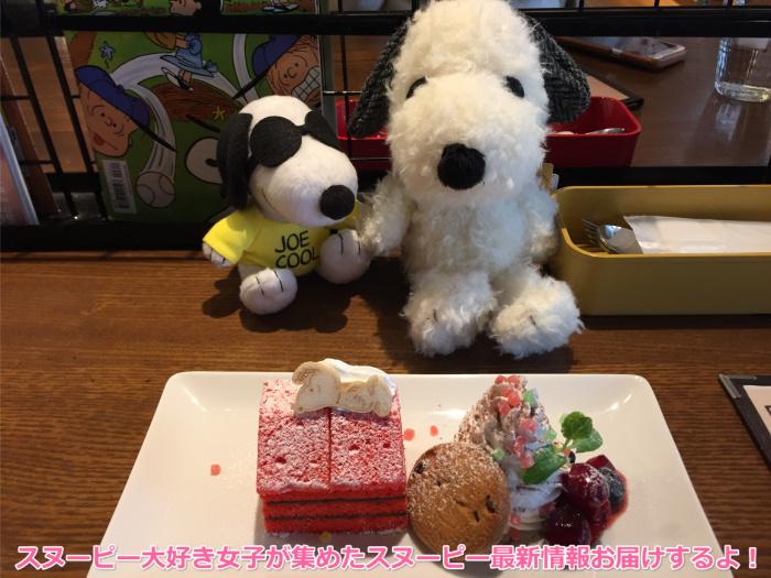 スヌーピータワレコ渋谷店コラボカフェクリスマスウィンターセール14
