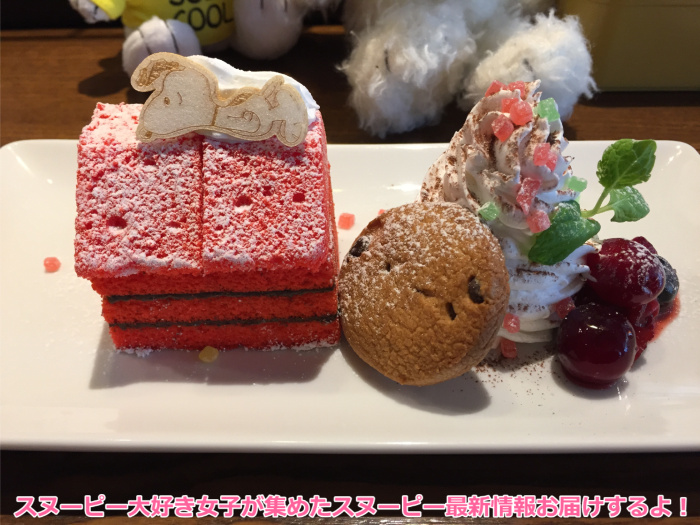 スヌーピータワレコ渋谷店コラボカフェクリスマスウィンターセール15