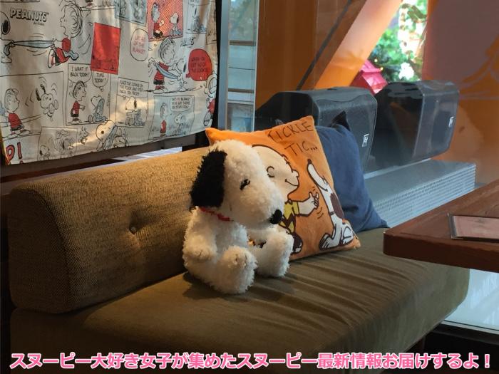 スヌーピータワレコ渋谷店コラボカフェクリスマスウィンターセール17