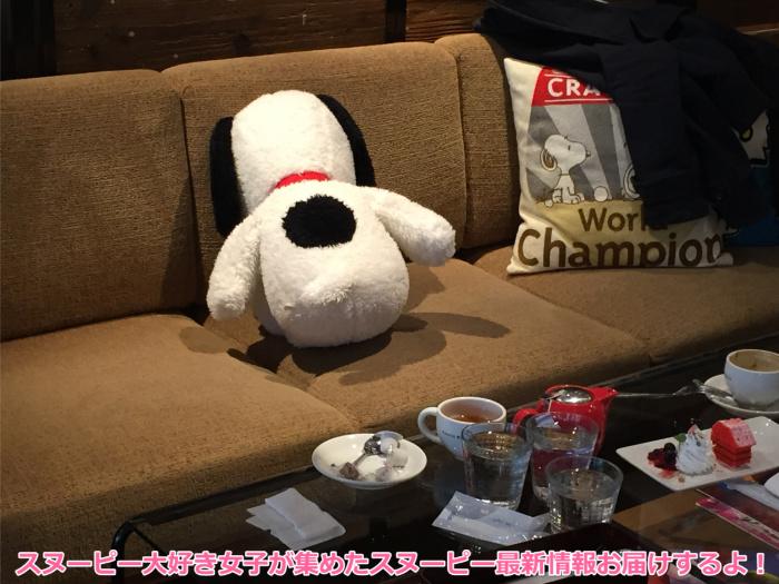 スヌーピータワレコ渋谷店コラボカフェクリスマスウィンターセール19