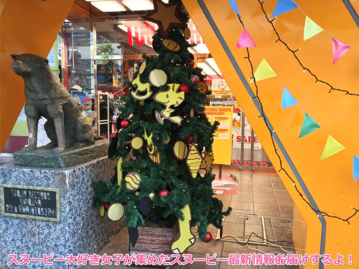 スヌーピータワレコ渋谷店コラボカフェクリスマスウィンターセール2