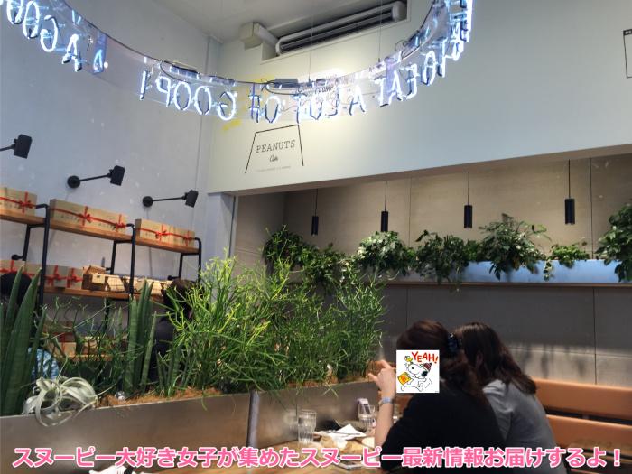 スヌーピーピーナッツカフェ東京中目黒ルートビア15