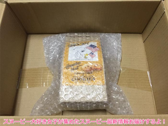 スヌーピーチョコチップクッキーハワイアンホーストジャパン2