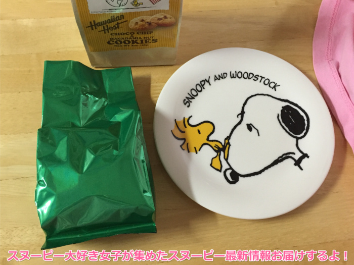 スヌーピーチョコチップクッキーハワイアンホーストジャパン4
