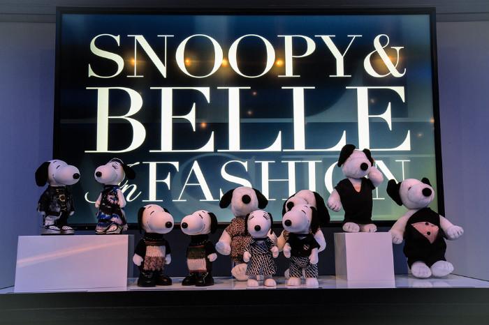 SNOOPY&BELLE in FASHIONスヌーピーファッションイベントオシャレ2015年アムステルダム開催1