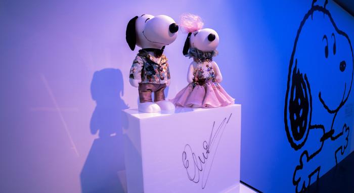 SNOOPY&BELLE in FASHIONスヌーピーファッションイベントオシャレ2015年アムステルダム開催4