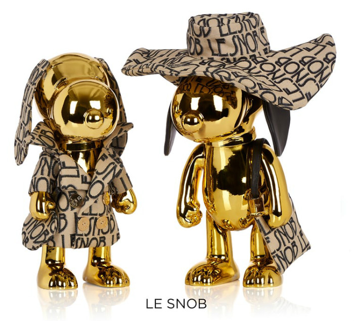 SNOOPY&BELLE in FASHIONスヌーピーファッションイベントオシャレLE_SNOB