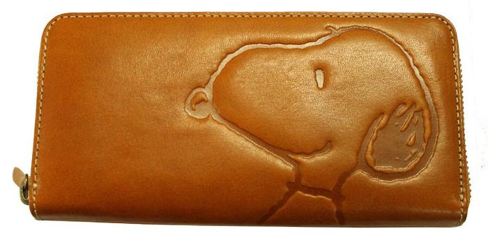スヌーピー長財布かわいい2