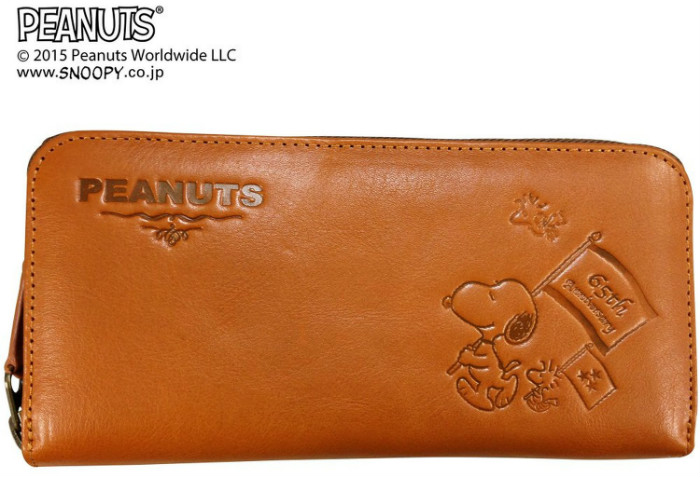 スヌーピー長財布かわいい3