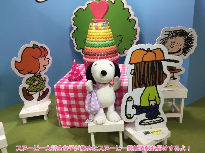 スヌーピーピーナッツ65周年イベントIt's Party Time, SNOOPY!2016年8月8日大丸札幌39