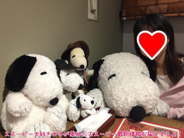 スヌーピーのタワレコ♪コラボカフェ2017札幌に行ってきた!感想レポ♡