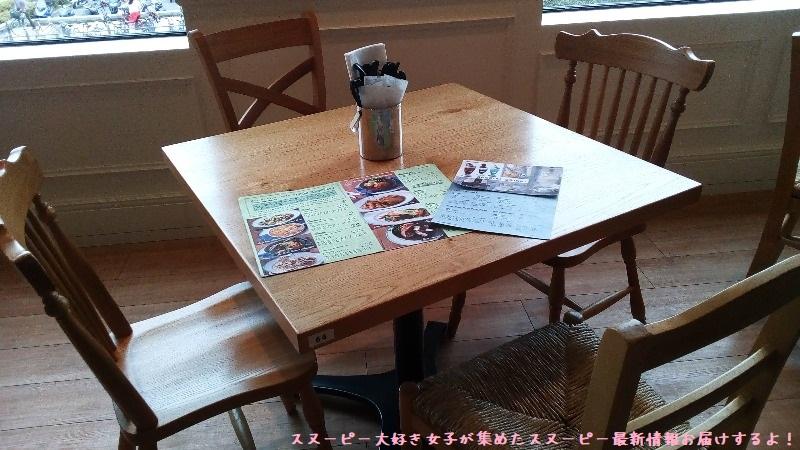 スヌーピーレストランピーナッツダイナー横浜みなとみらいかわいいおいしい19