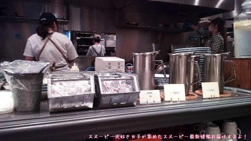 スヌーピーレストランピーナッツダイナー横浜みなとみらいかわいいおいしい43