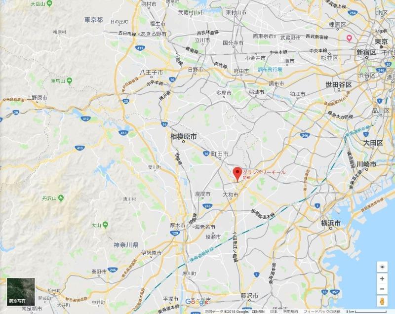 スヌーピーミュージアム東京南町田移転2019年秋東急田園都市線3