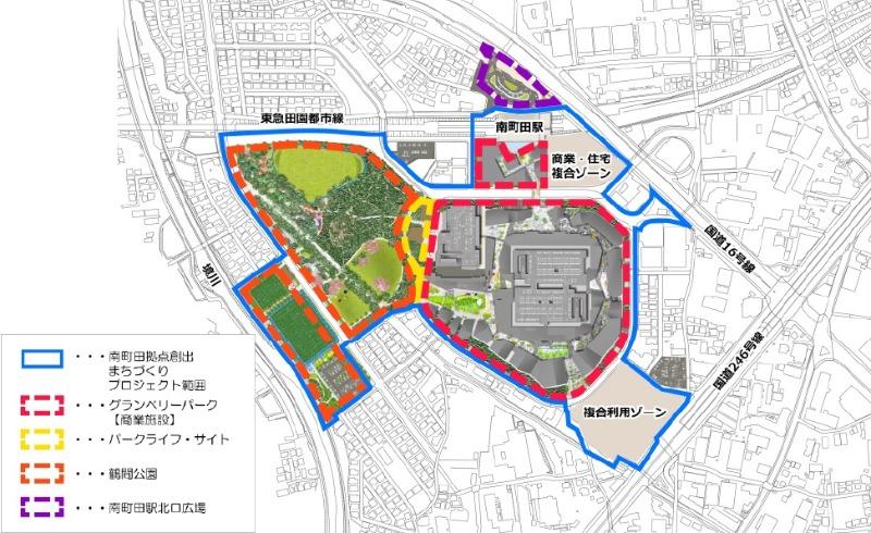 スヌーピーミュージアム東京南町田移転2019年秋東急田園都市線6
