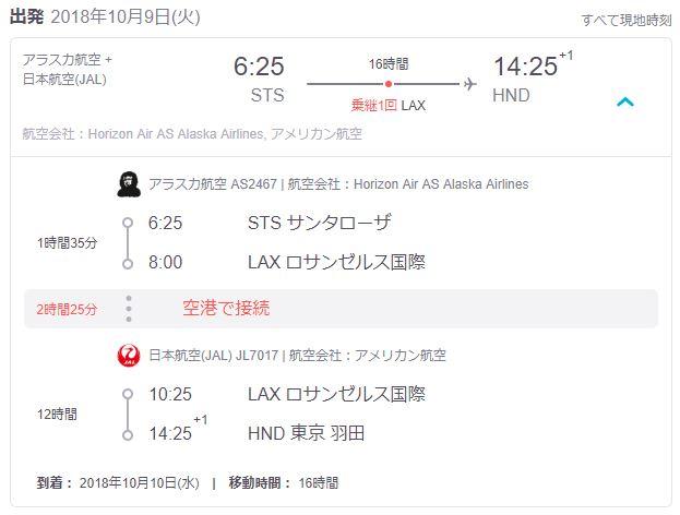 スヌーピーアメリカサンタローザ東京帰れない1日乗換便飛行機ない1