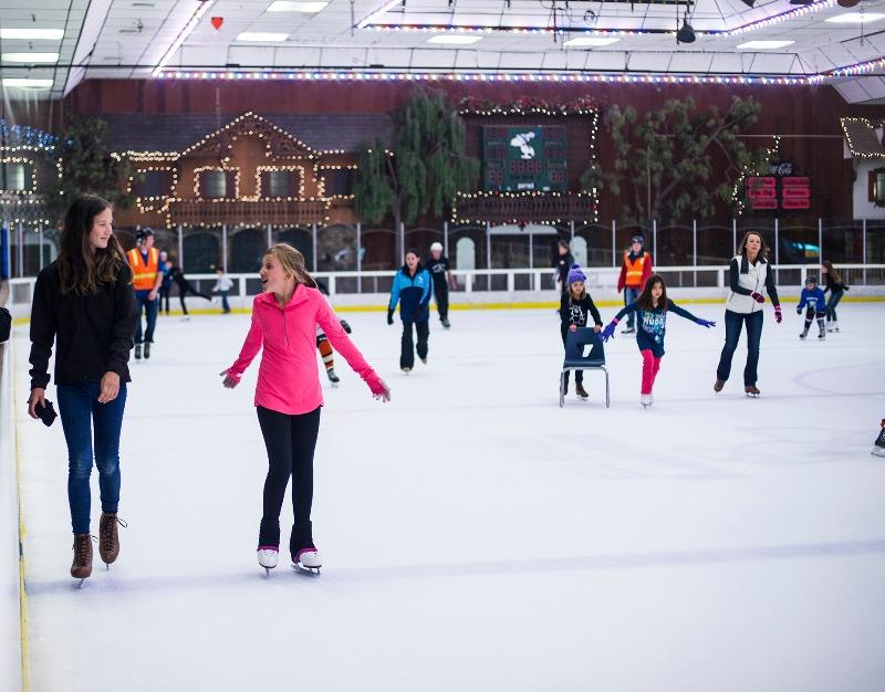 スヌーピーアメリカスケート場アイスアリーナサンタローザホッケー好きシュルツ2